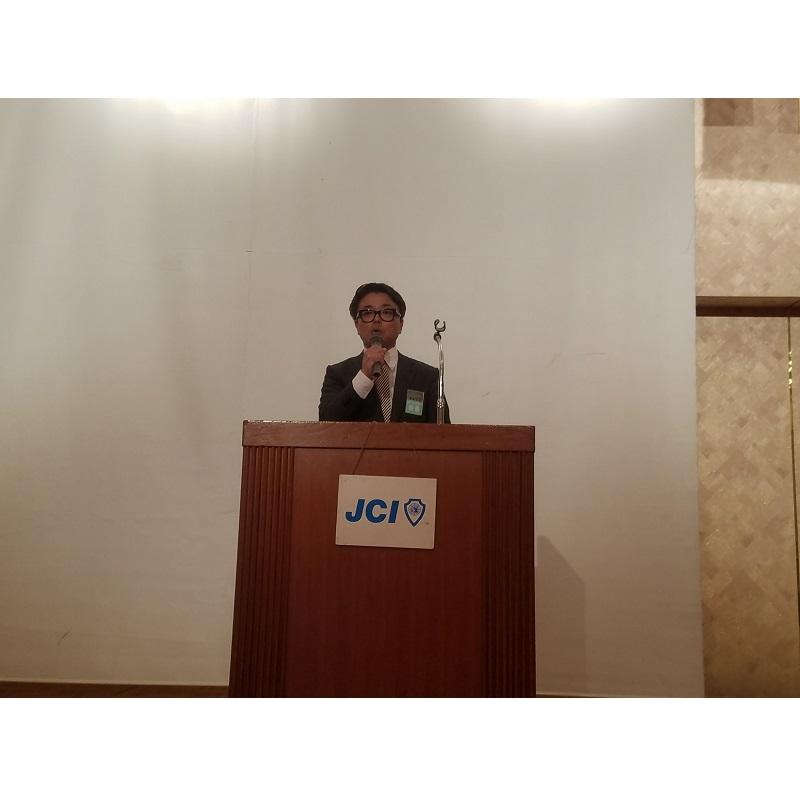 広島ブロック協議会 公式訪問