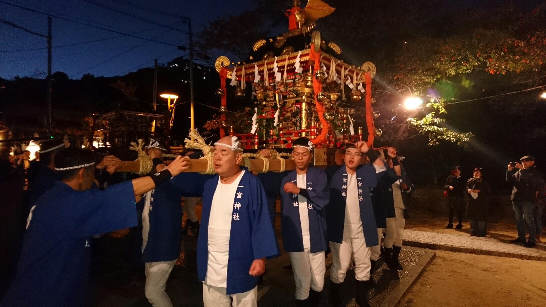 尾道べっちゃー祭り前夜祭