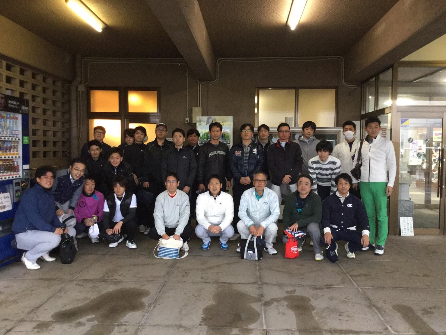 度春季ゴルフ大会